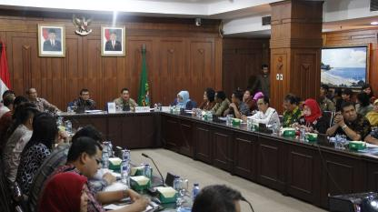 Pembangunan Command Center selesai Desember 2017