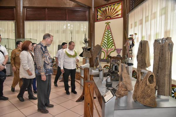 Wujudkan Nias Daerah Wisata Pemprov Sumut Segera Bantu Museum Pusaka Nias